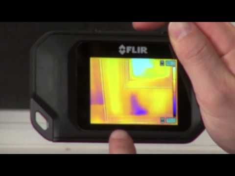 FLIR C2: Full-Featured Thermal Imaging Camera For Your Pocket - YouTube