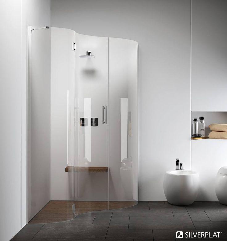 17 best images about doccia design on pinterest teak - Box doccia design minimale ...