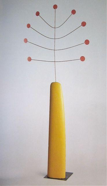 """Isamu Noguchi Sculpture from""""Dark Meadow"""" 1945"""