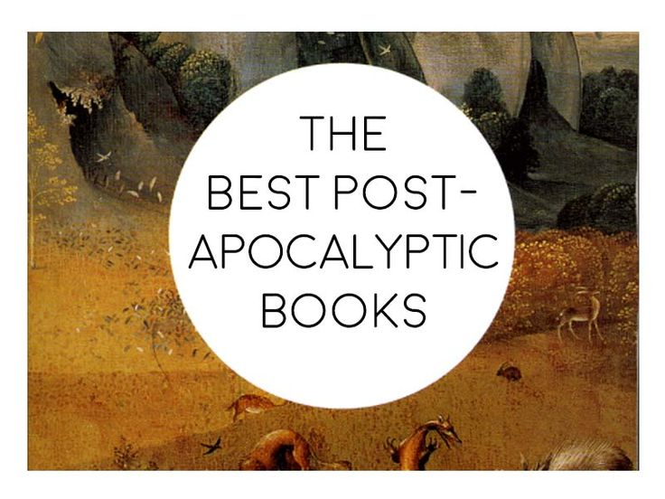 """What are the best Post-Apocalypse?"" We looked at 325 of the top books, aggregating and ranking them so we could answer that very question!"