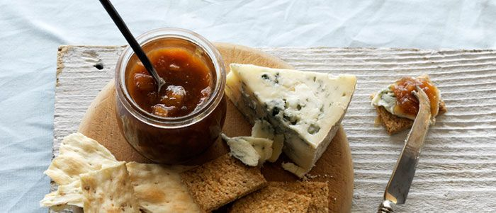 Feijoa and Ginger Chutney recipe from Food in a Minute