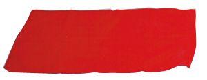 Bandera Roja 40x60 cm..