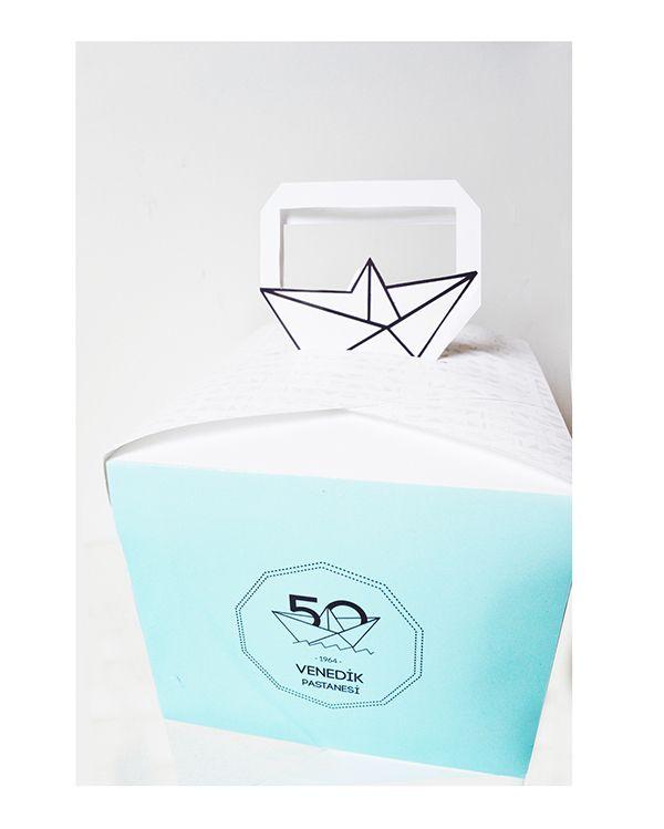 Packaging // Venedik // Patisserie on Behance