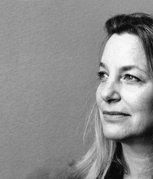 Paula Scher. Quiet goddess who thinks, eats and sleeps design.