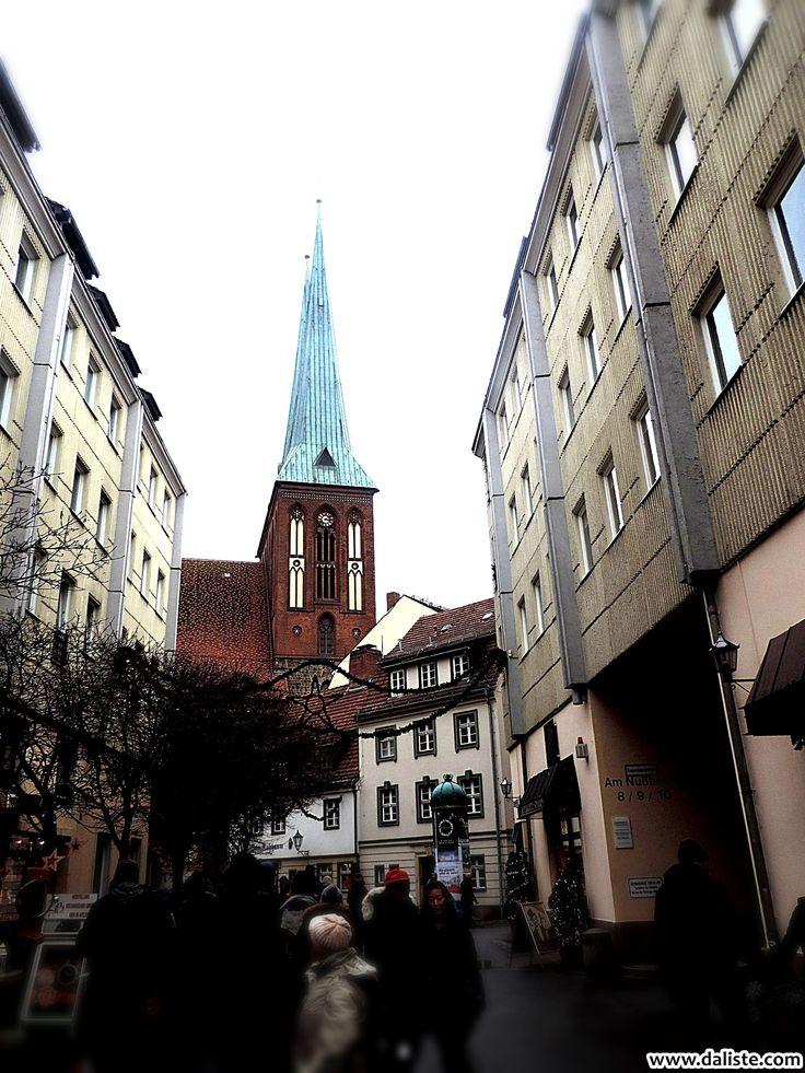 #berlin #daliste #travel #nikolaiviertel