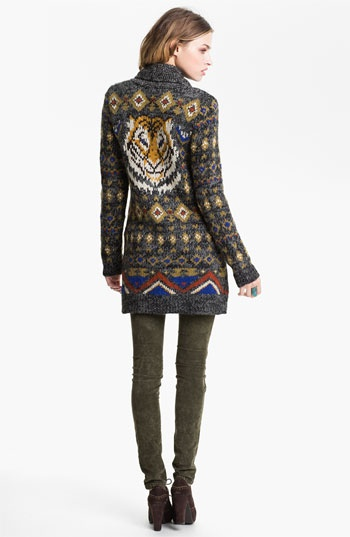 Free People 'City Is a Jungle' Cardigan | Nordstrom--love it!  Out of my price range tho...