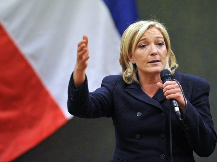 Marine Le Pen Tells EU Parliament: You Brought the War to Syria  US, EU responsible for war in Syria while accusing Russia which is actually fighting Islamic State