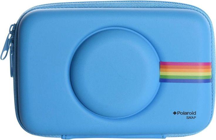 Polaroid - Camera Case - Blue - Angle_Zoom