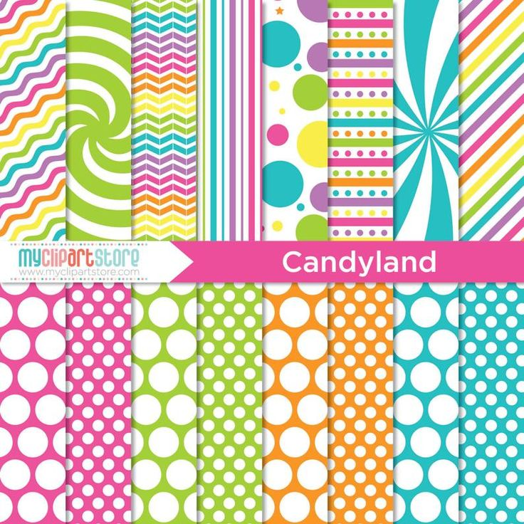 Candyland Mini Bundle, Board Game, Candy Cane, Sweets