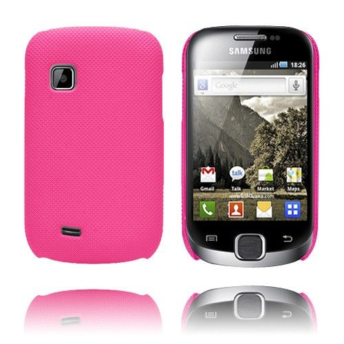 SuperGrip (Voimakas Pinkki) Samsung Galaxy Fit Suojakuori