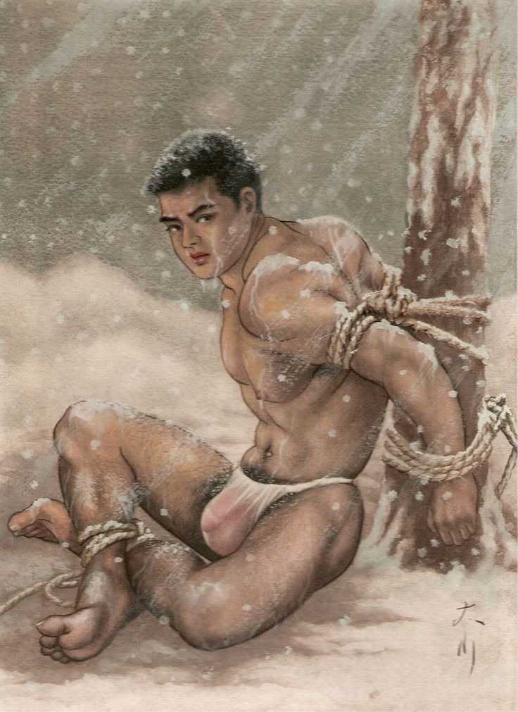 Gay Erotic Art In Japan 2