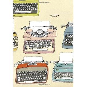 Julia Rothman Typewriter Eco-Journal (Diary) http://www.amazon.com/dp/0811879453/?tag=wwwmoynulinfo-20 0811879453