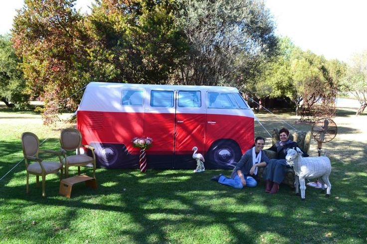 VW Camper Van Tent - Red - Sale | Bigblue Online Shopping