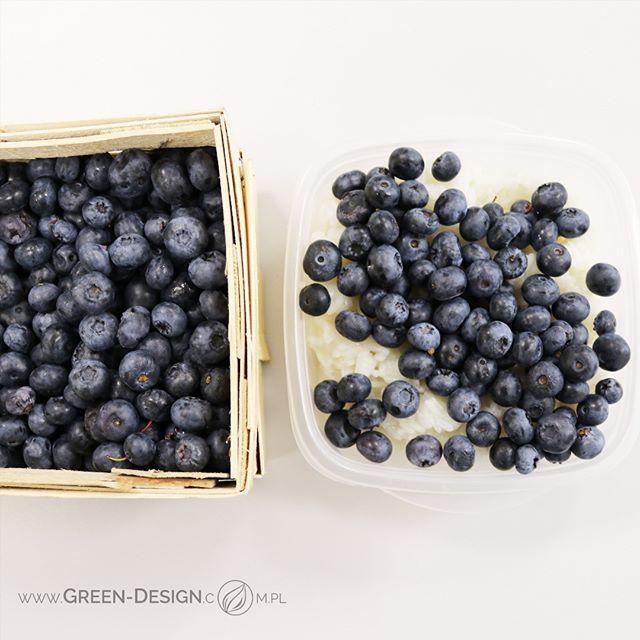 W deszczowym Białymstoku przepyszna odrobina słońca 😊 #blueberries from #Dmuchowo 😏 #Poland #photography #beautifulday #omnomnom #foodphotography #foodporn #foodstagram #yummy