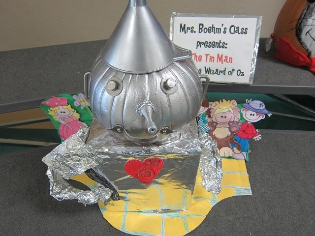 Sunny Days in Second Grade: Storybook Pumpkins