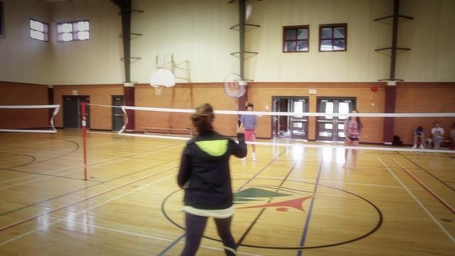 Badminton by Muskoka Woods