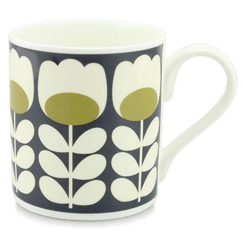 Buy Orla Kiely Tulip Stem Mug - Free Australian Delivery – AlsoKnownAs.com.au - Australian Lifestyle Store