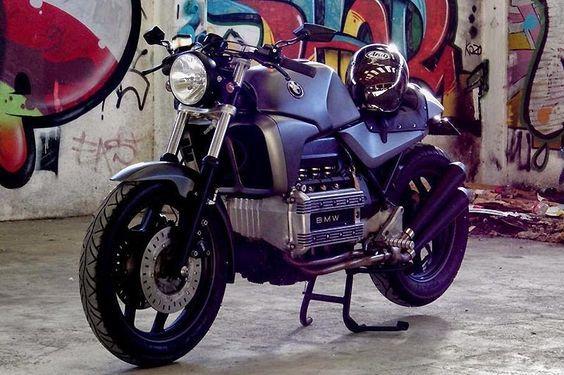 BMW K100, The Phoenix