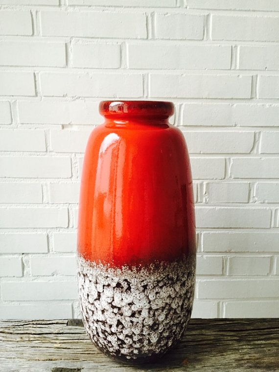 Gorgeous large floor vase ceramic by moovi on Etsy
