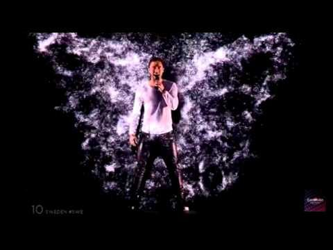 "Mans Zelmerlow - ""Heroes"" Eurovision 2015"