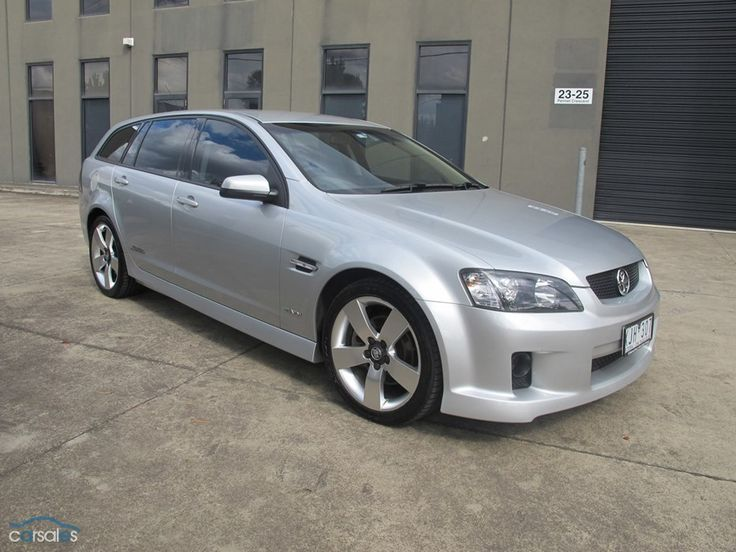 2009 Holden Commodore VE SS V MY10 Sports Automatic $24,750. 89,500 km. factory fitted Sat Nav