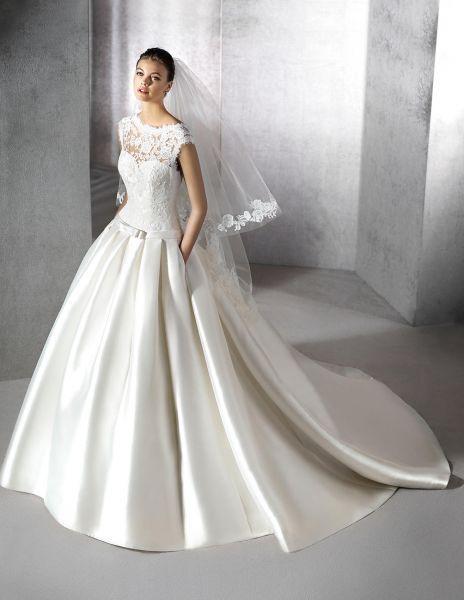 Atemberaubend schön: 50 ausgewählte Brautkleider aus der St. Patrick Kollektion 2016! Image: 46