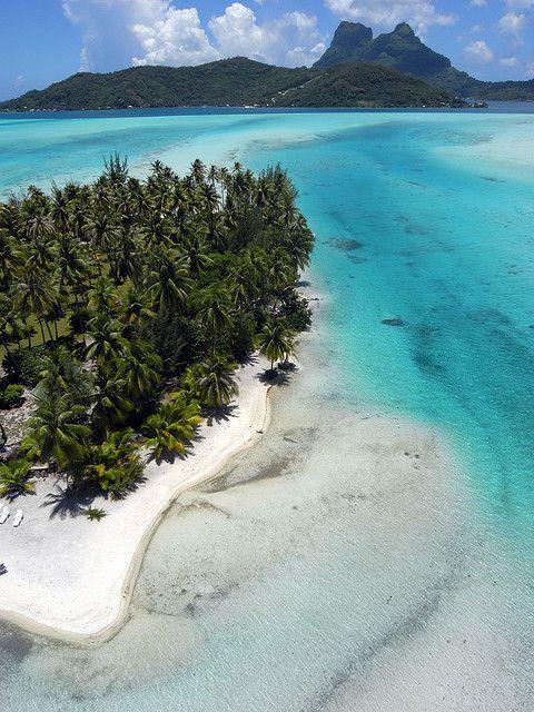 bora bora, french polynesia. I want to go!!!
