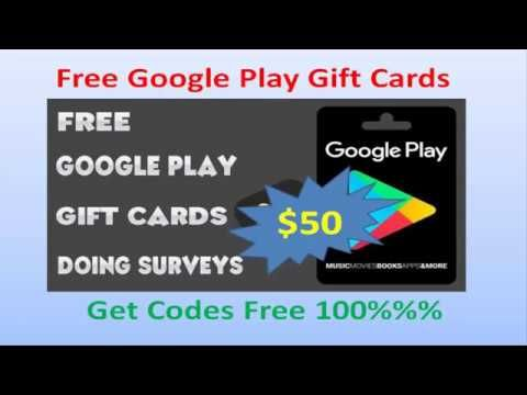 how to get google play gift cards 2019 | Free Gift Cards in 2019