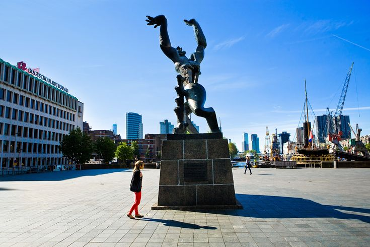 The Dutch port city of Rotterdam is an open-air gallery of modern and contemporary art, set against a backdrop of some of the most adventurous architecture in Europe.