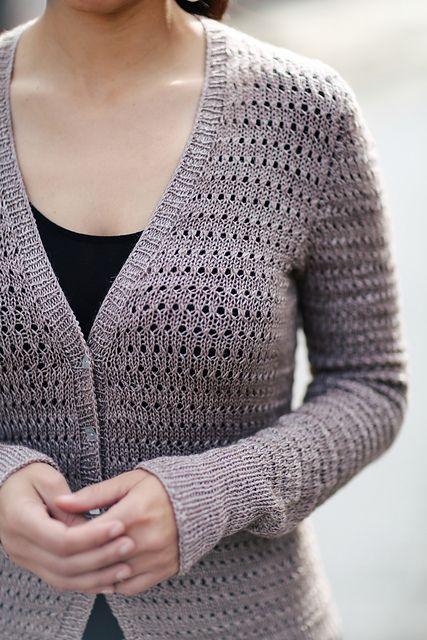 ee69a95e47108 Ravelry  Sparkle Cardigan pattern by Joji Locatelli