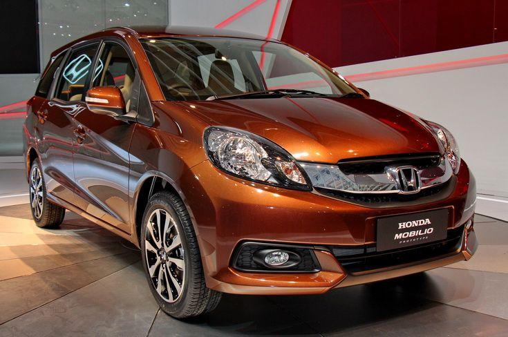 Honda Mobilio Dibandrol Mulai Rp 150-180 Jutaan #info #BosMobil #IIMS2013