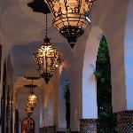 Dar Donab, Marrakech Morocco. Lovely outdoor space. Want to go back some day...