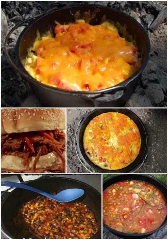 best-dutch-oven-camping-recipes