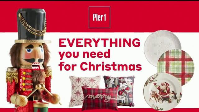 Pier 1 Imports Black Friday Sale Mix Match Ad Commercial On Tv 2018 With Images Black Friday Sale