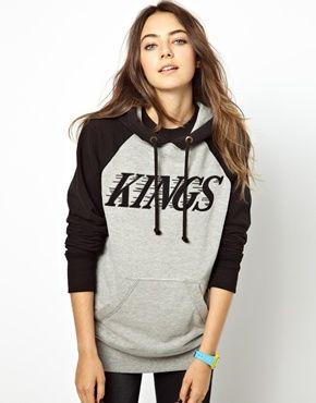 47 Brand LA Kings Hoodie Exclusive To ASOS #asosOSU #asosoncampus
