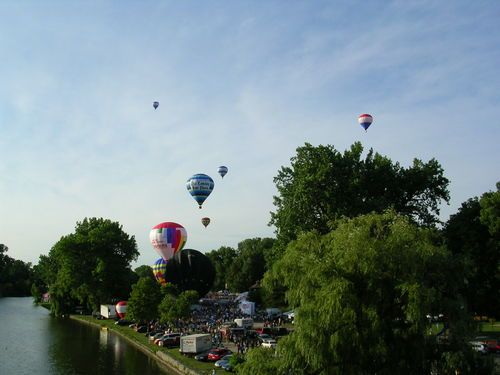 Balloon Fest London Ontario