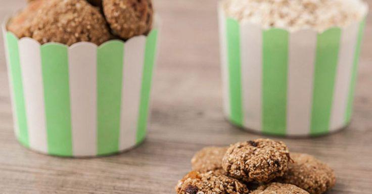 Haferflockenkekse – Sie sind gesund, bestehen nur aus drei Zutaten und sind blitzschnell zubereitet. Erfahren Sie hier mehr!