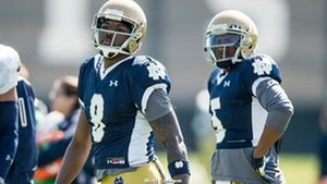 ND A-to-Z: Te'von Coney - Notre Dame - Scout
