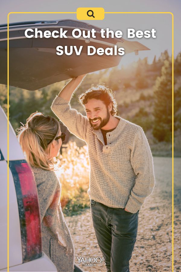 Check Out the Best SUV Deals