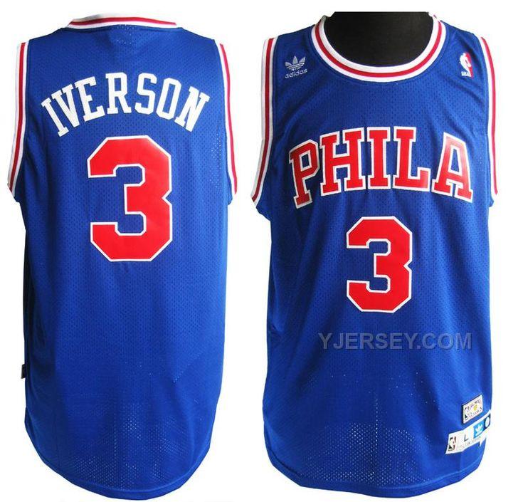 http://www.yjersey.com/nba-sixers-3-allen-iverson-blue-jerseys.html Only$34.00…
