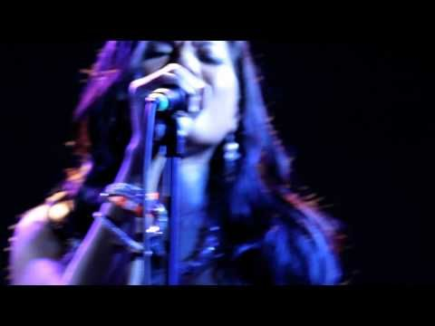 "Dengue Fever -  ""Uku"" Live from the Troubadour  Dengue Fever is a six-member band from Los Angeles who combine Cambodian pop music and lyrics with psychedelic rock."