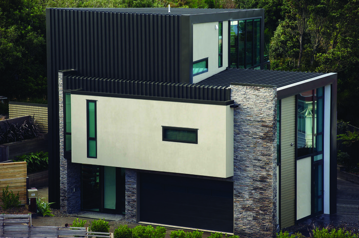 Dimond DD400 - Colour: Karaka Green  Photo by studio MWA (davor mikulcic architect)