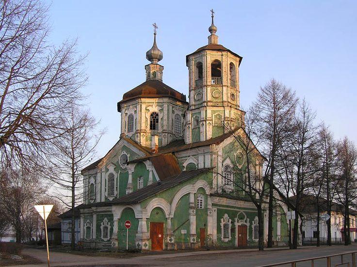 Церковь Богоявления Господня - Торопец - Торопецкий район - Тверская обл.