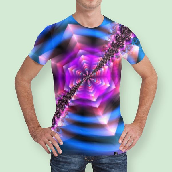 Discover «Magical Interaction», Exclusive Edition Men's All Over T-Shirt by Diana  Coatu - From $44 - Curioos