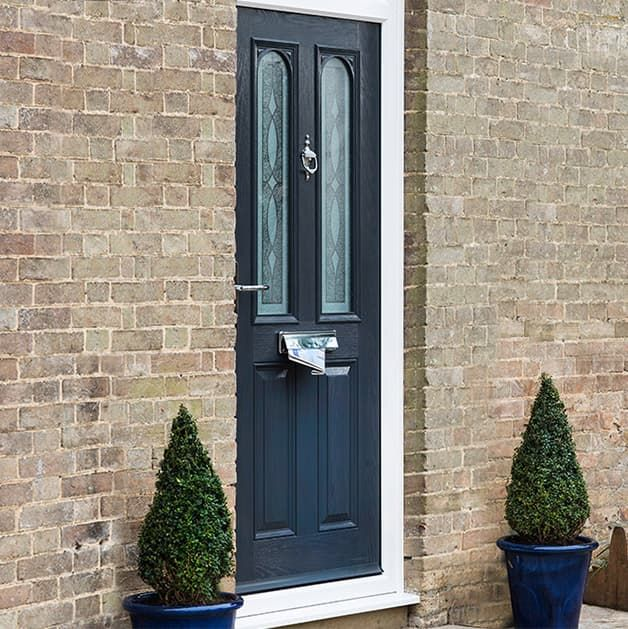 1000 ideas about double glazed window on pinterest for Double back doors