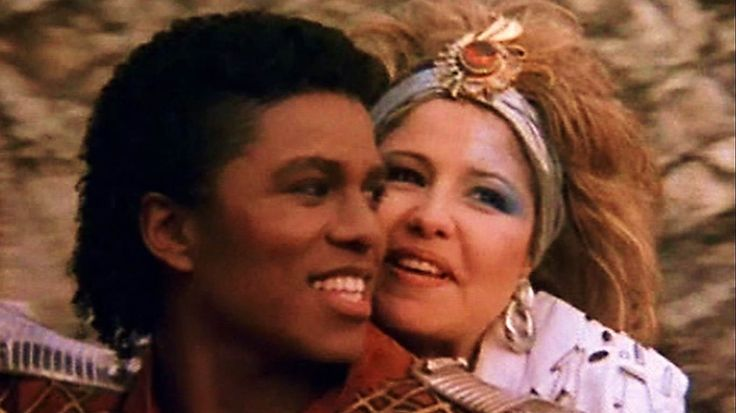 "Jermaine Jackson and Pia Zadora - When The Rain Begins To Fall (From ""Voyage Of The Rock Aliens"") (Extended Video Version)"