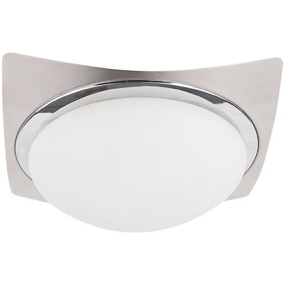 Rábalux lámpa Princessa mennyezeti szatín króm 1 x 60 W