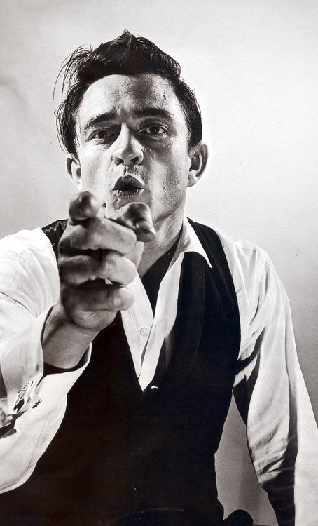Johnny Cash now that's art!