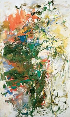 Joan Mitchell                                                                                                                                                                                 More