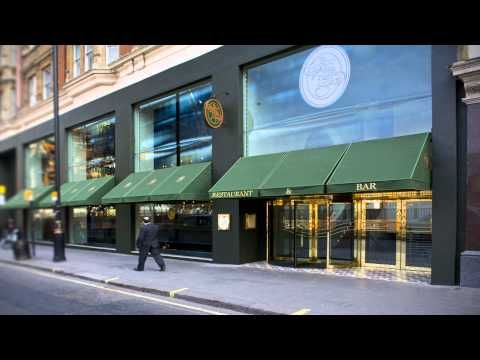 Chicago Rib Shack Dulwich London - YouTube